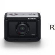 Sony DSC RX0