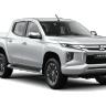 Mitsubishi Triton 4x2 MT 2020